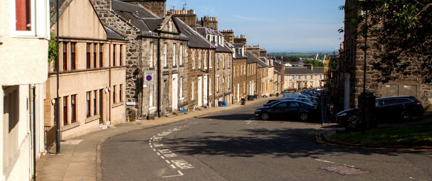 苏格兰斯特灵城堡,城内城外_图1-34