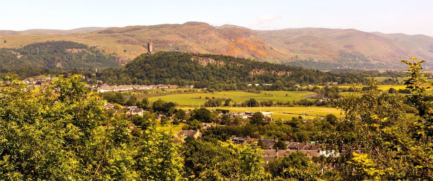 苏格兰斯特灵城堡,城内城外_图1-33