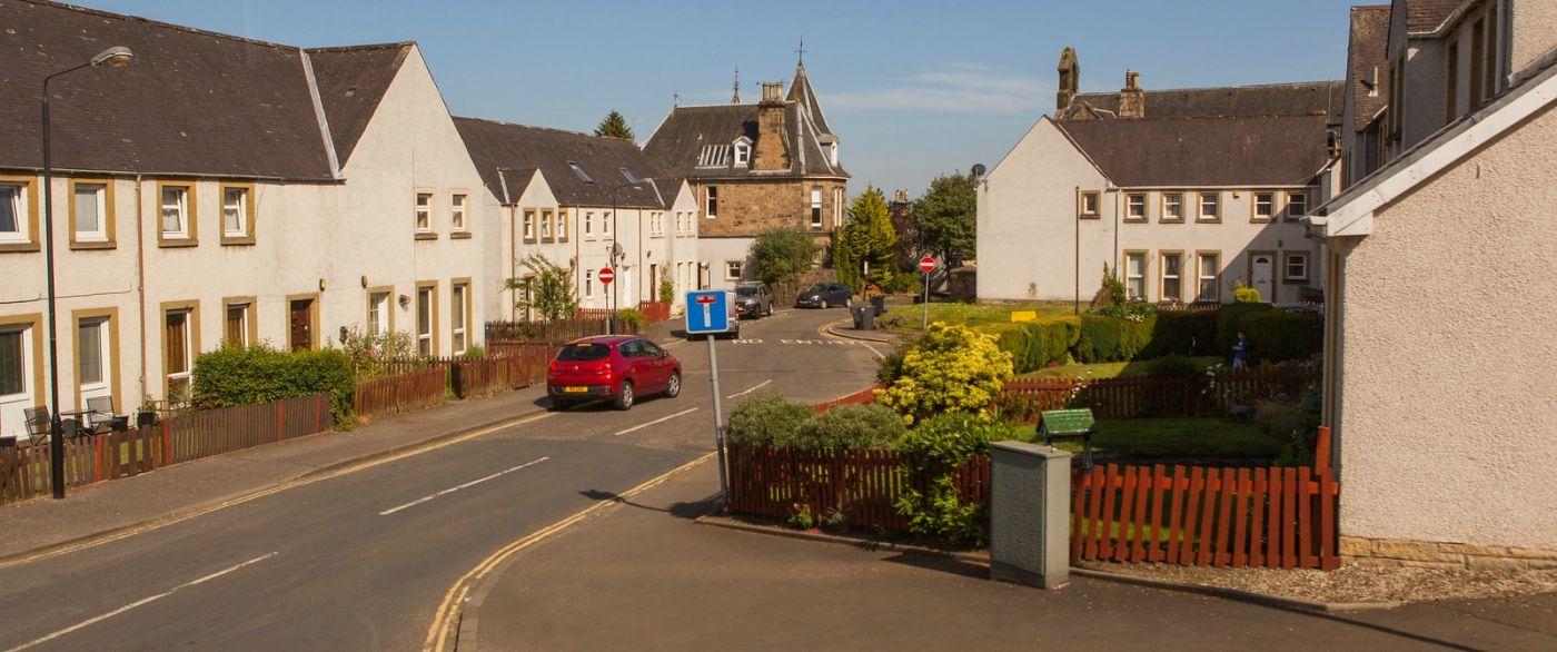 苏格兰斯特灵城堡,城内城外_图1-38