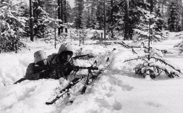 苏芬战争双方伤亡人员情况,没想到苏军阵亡人数是芬军的两倍多 ..._图1-2