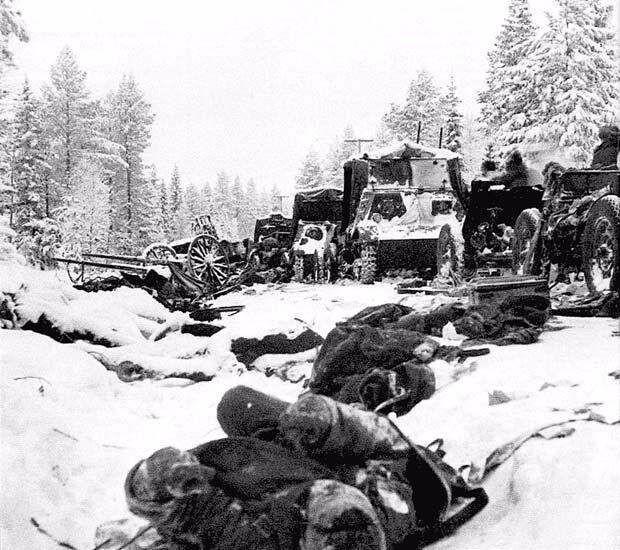 苏芬战争双方伤亡人员情况,没想到苏军阵亡人数是芬军的两倍多 ..._图1-3