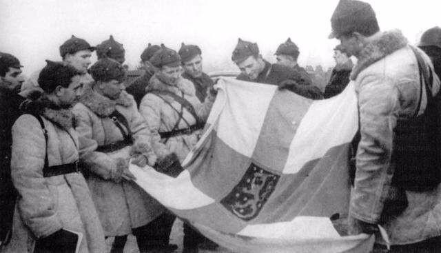 苏芬战争双方伤亡人员情况,没想到苏军阵亡人数是芬军的两倍多 ..._图1-4