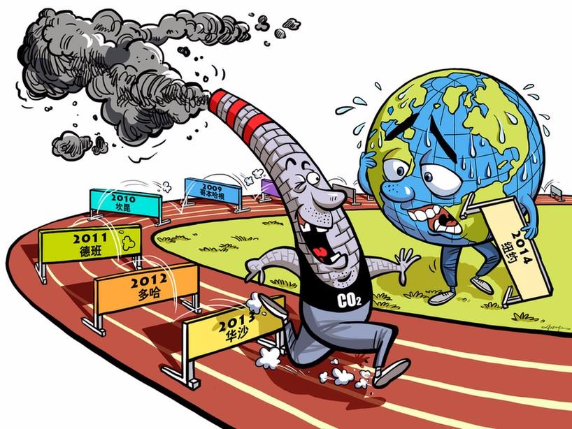 科学家终于找到了全球气候变暖的真凶了,它并不是二氧化碳!是地球内部地核发热所致 ..._图1-1