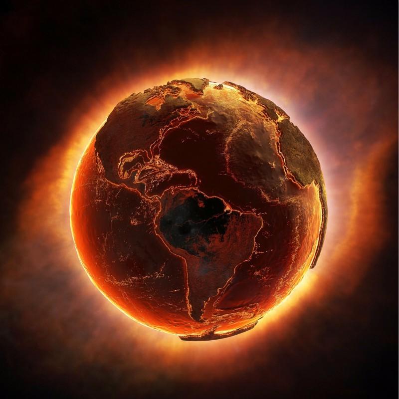 科学家终于找到了全球气候变暖的真凶了,它并不是二氧化碳!是地球内部地核发热所致 ..._图1-2