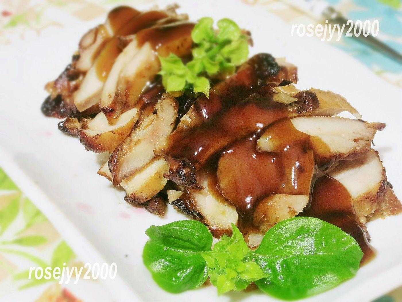 空气锅烤鸡大腿肉_图1-1