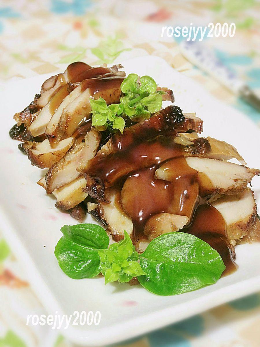 空气锅烤鸡大腿肉_图1-4