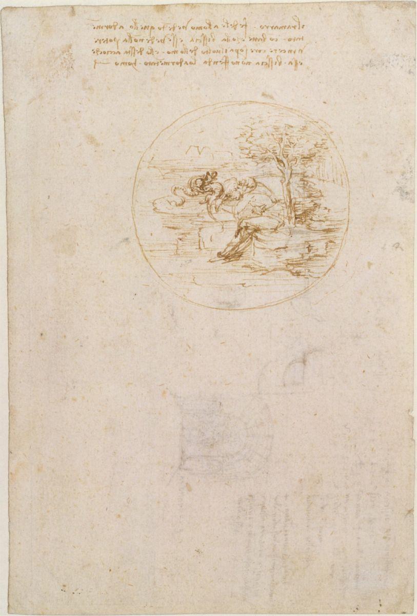 大都会博物馆纪念达芬奇去世500周年_图1-4