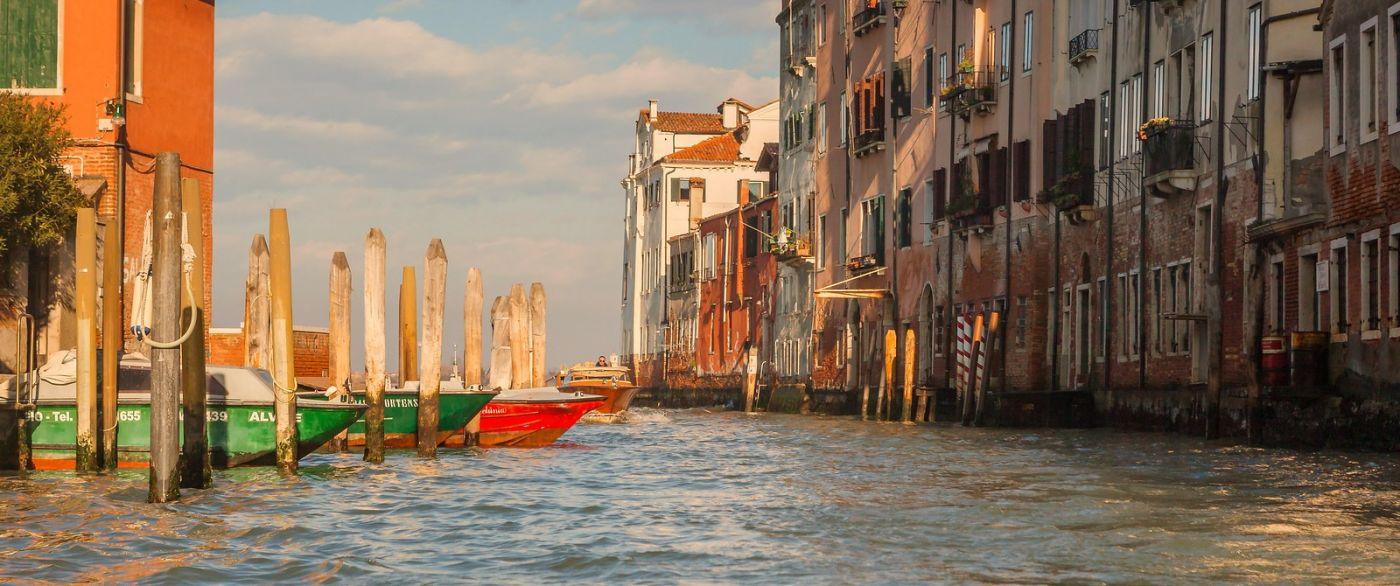 意大利威尼斯,游走在水城_图1-1