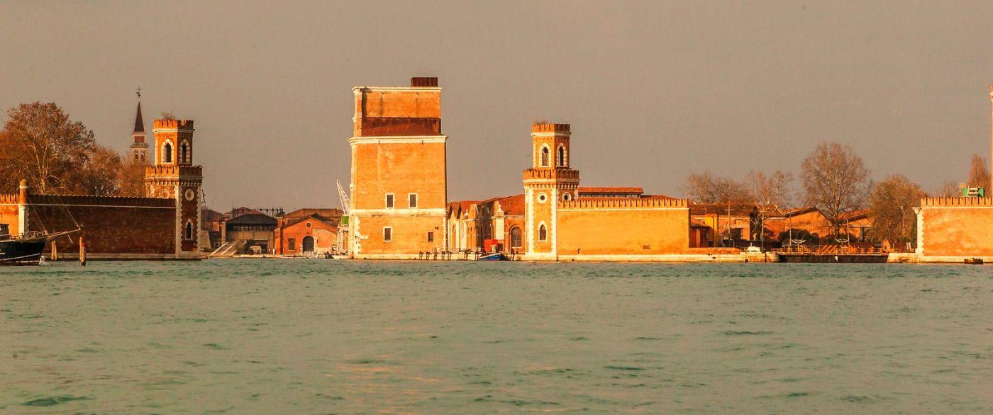 意大利威尼斯,游走在水城_图1-4