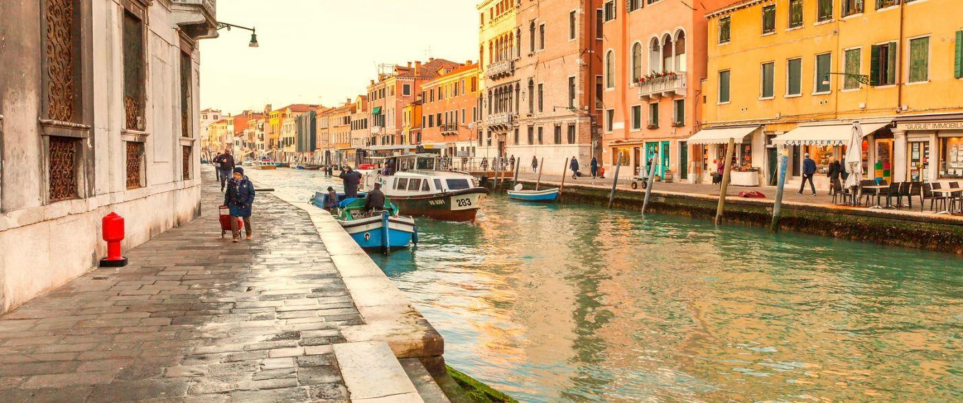 意大利威尼斯,游走在水城_图1-3