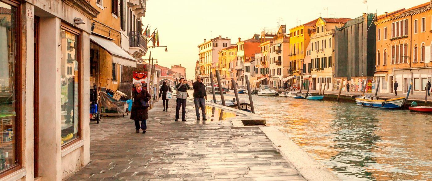 意大利威尼斯,游走在水城_图1-7