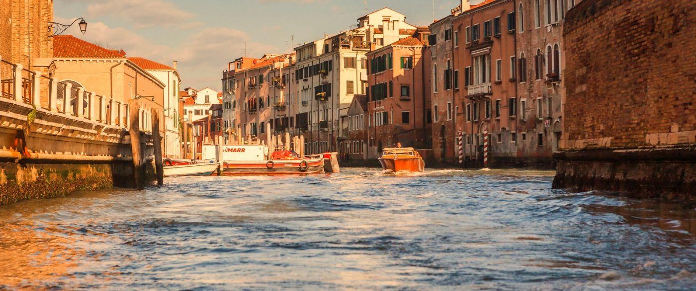 意大利威尼斯,游走在水城_图1-12