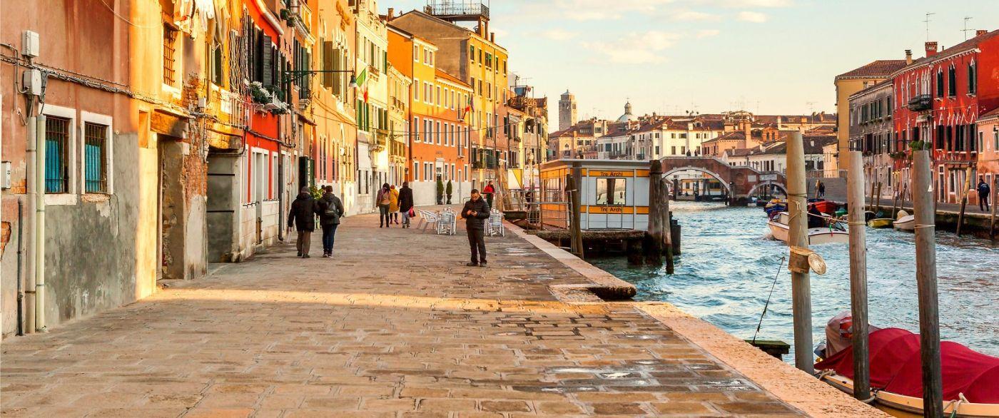 意大利威尼斯,游走在水城_图1-24