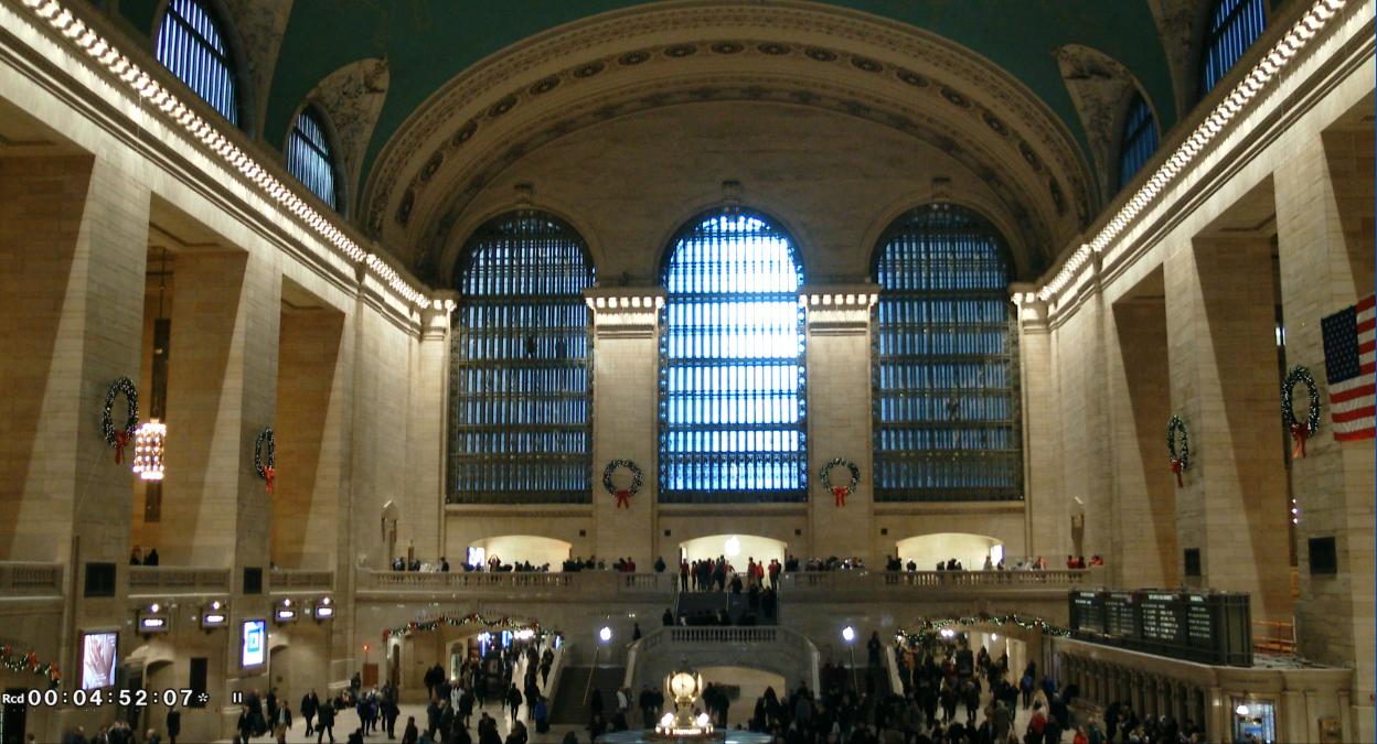 纽约之美--大中央火车站(Grand Central Terminal)_图1-11