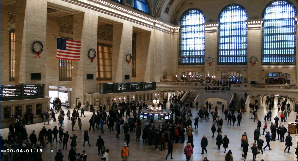 纽约之美--大中央火车站(Grand Central Terminal)_图1-12