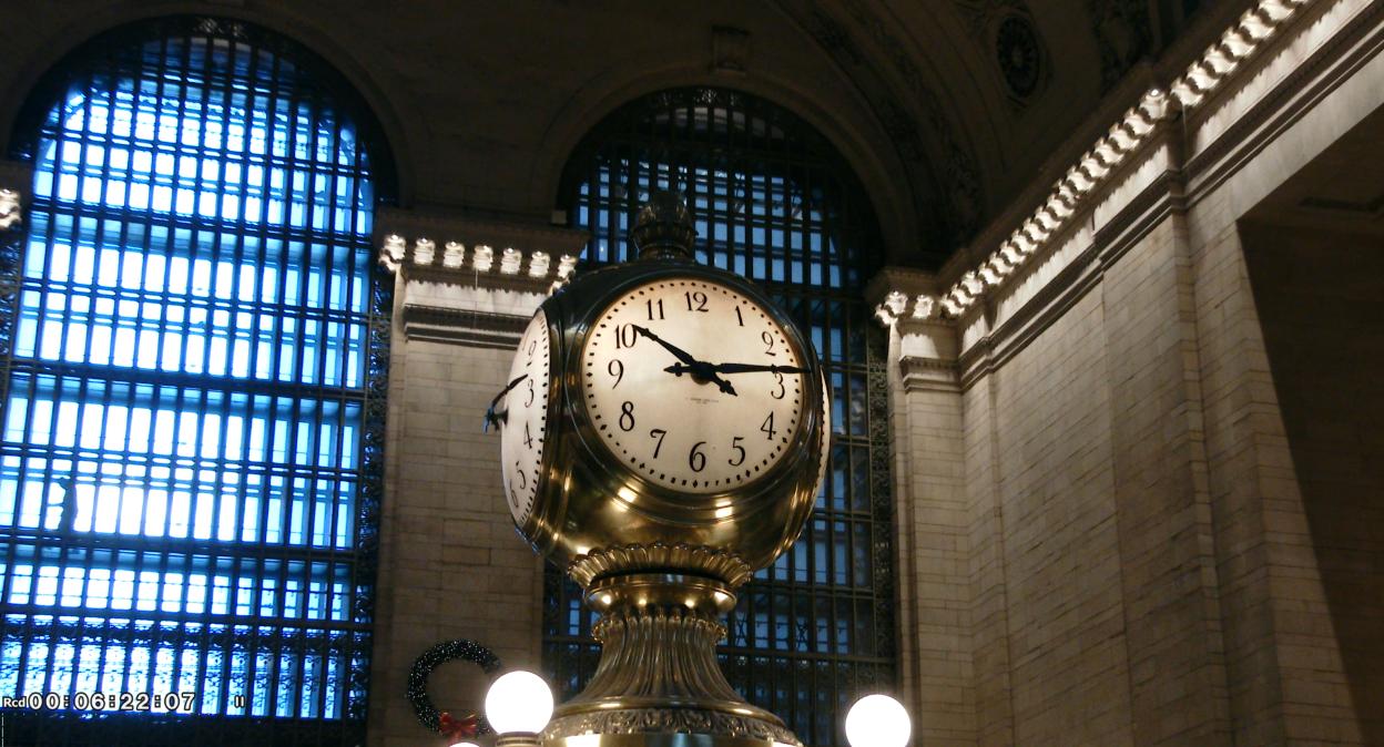 纽约之美--大中央火车站(Grand Central Terminal)_图1-13