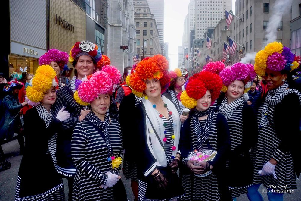 2019曼哈顿5大道的复活节活动_图1-6