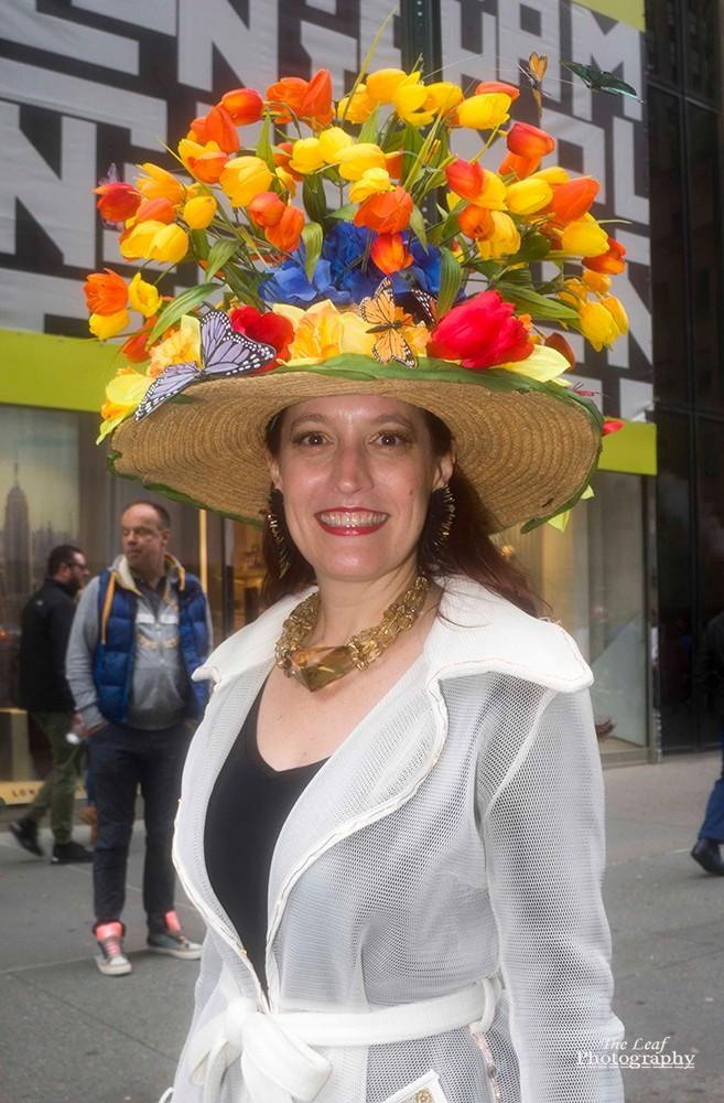 2019曼哈顿5大道的复活节活动_图1-10
