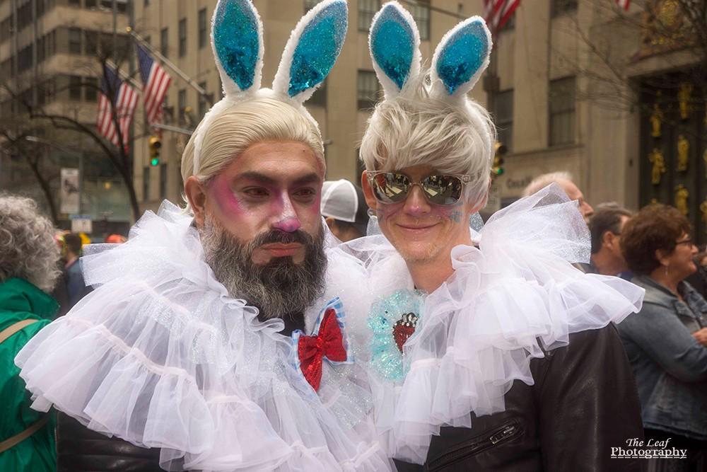 2019曼哈顿5大道的复活节活动_图1-11