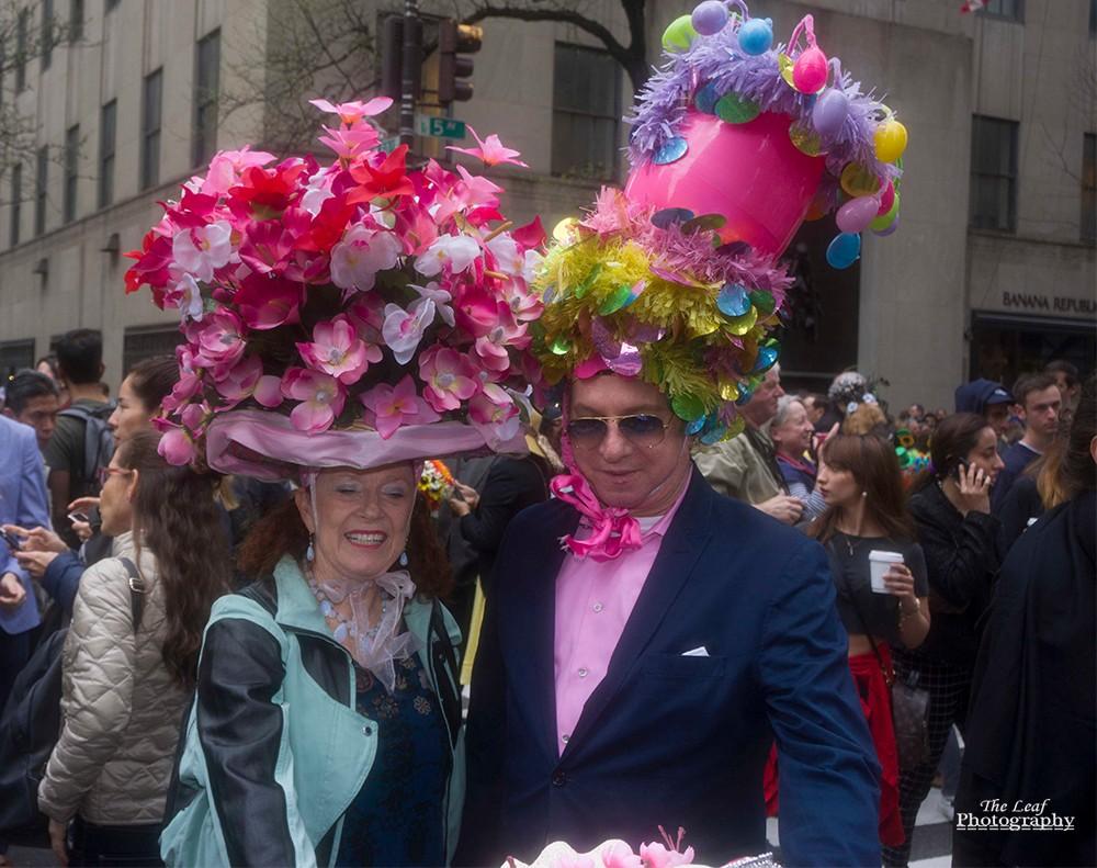 2019曼哈顿5大道的复活节活动_图1-13