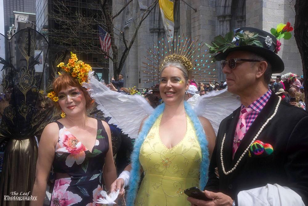 2019曼哈顿5大道的复活节活动_图1-15