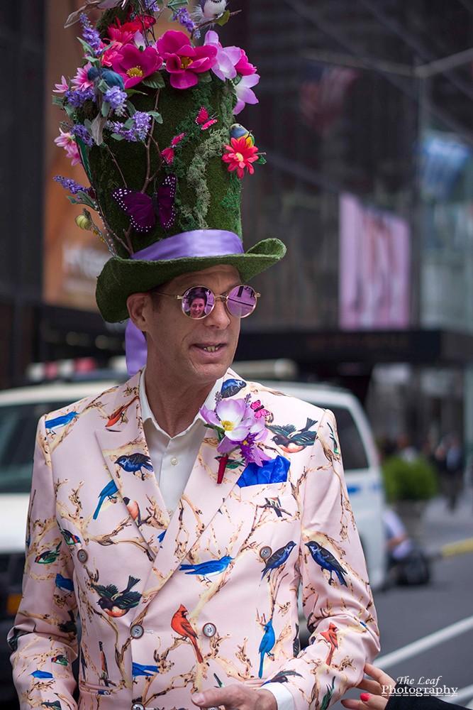 2019曼哈顿5大道的复活节活动_图1-19