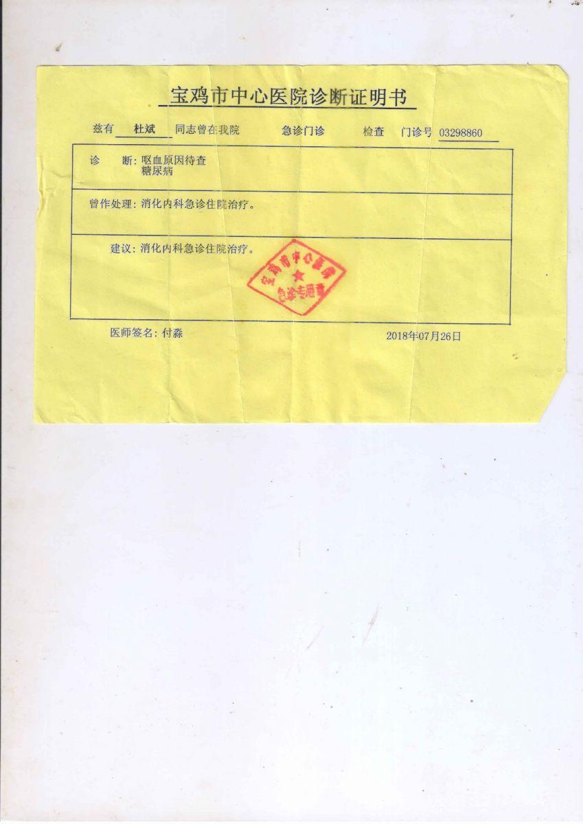 残疾人致中央依法治国委员会民事血染17份文书举报_图1-17