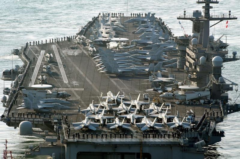 特朗普下令打伊朗 但随后却撤回了命令_图1-1