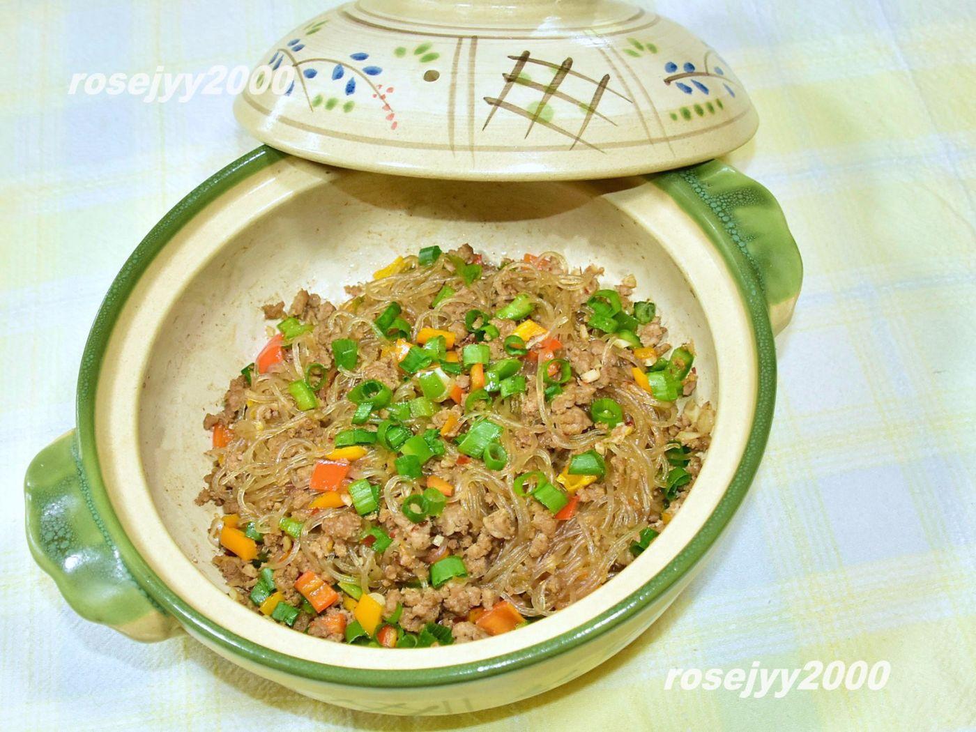 肉末粉丝煲_图1-1