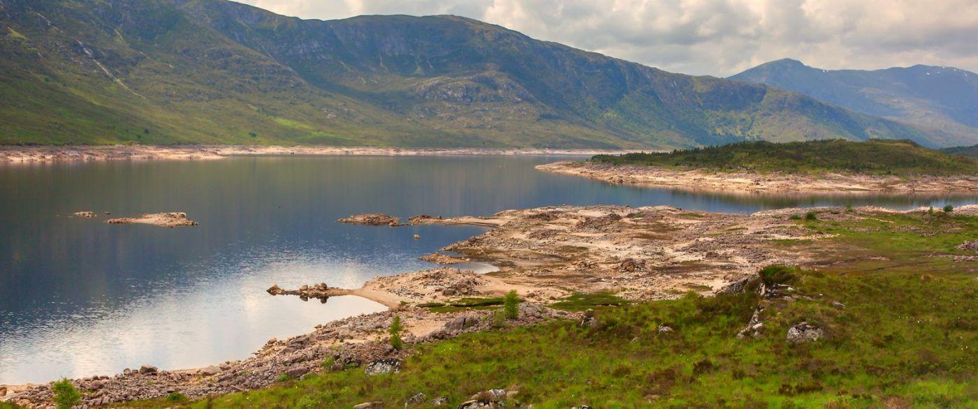 苏格兰美景,一幅幅山水画_图1-30