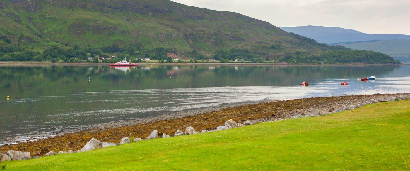 苏格兰美景,一幅幅山水画_图1-29