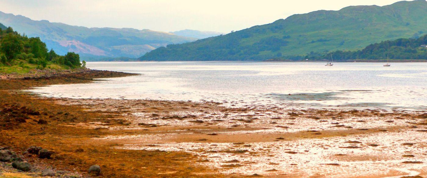 苏格兰美景,一幅幅山水画_图1-28
