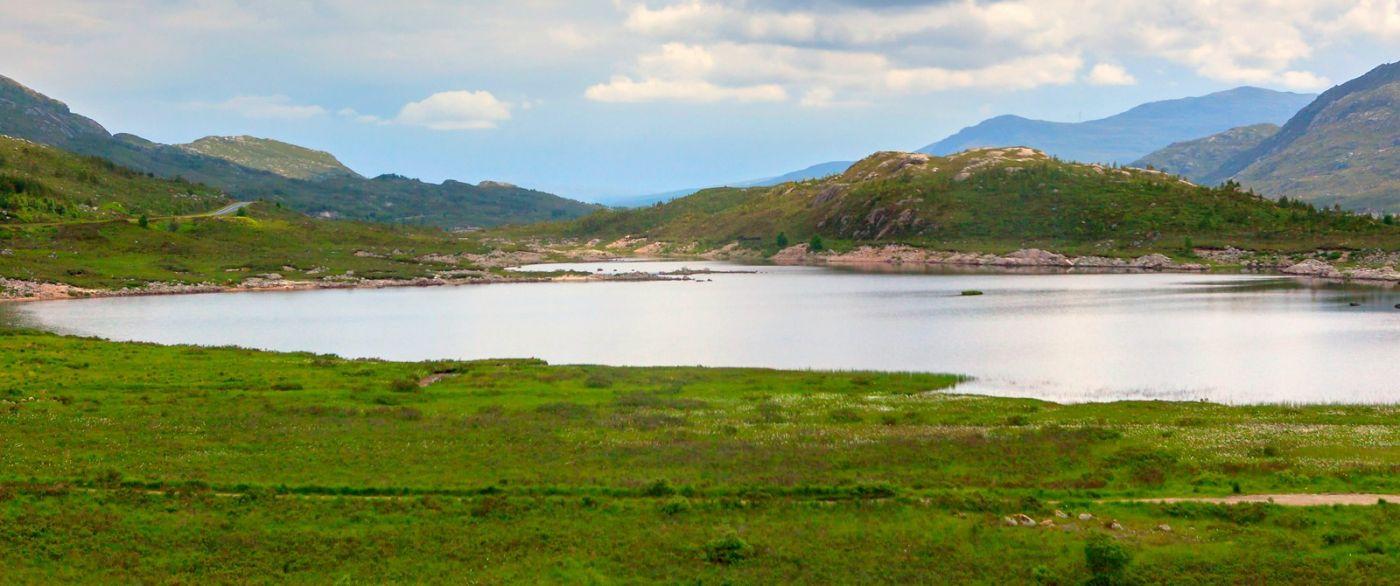 苏格兰美景,一幅幅山水画_图1-25