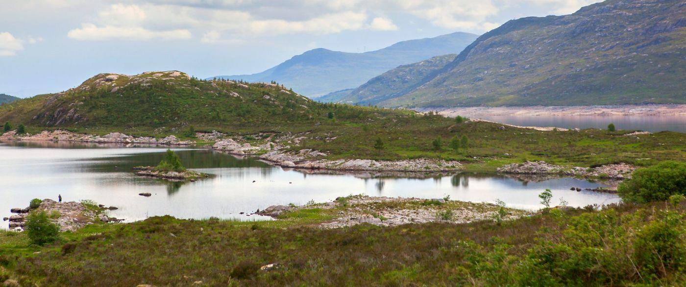苏格兰美景,一幅幅山水画_图1-21