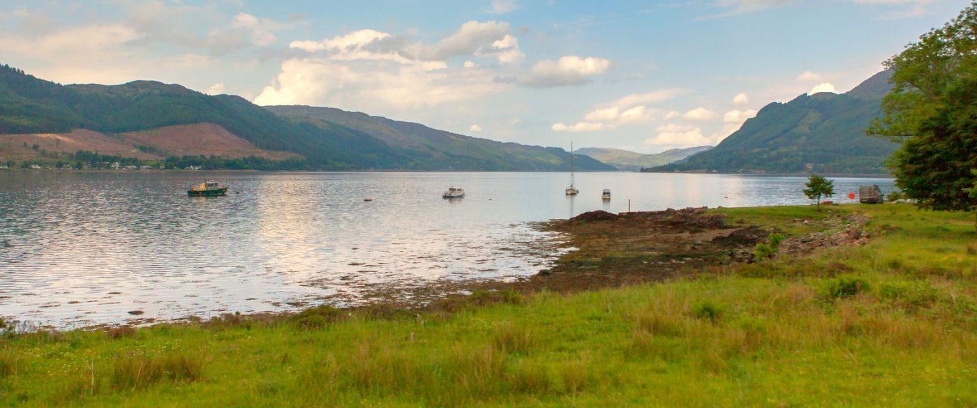 苏格兰美景,一幅幅山水画_图1-22