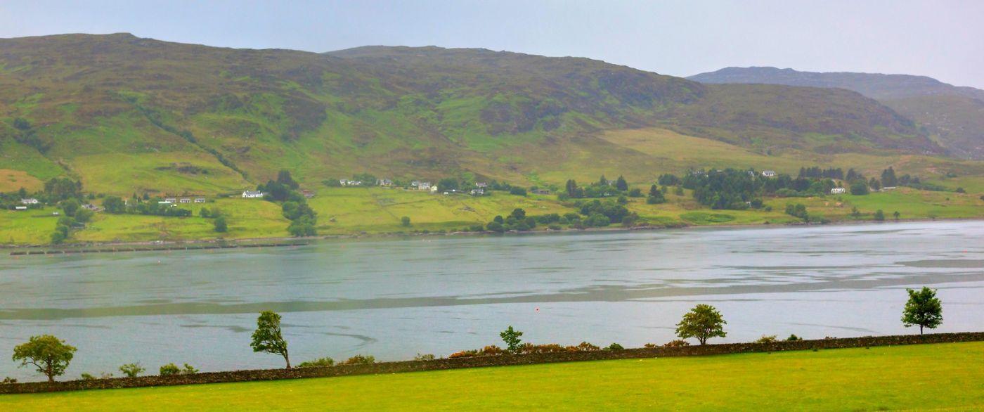 苏格兰美景,一幅幅山水画_图1-24