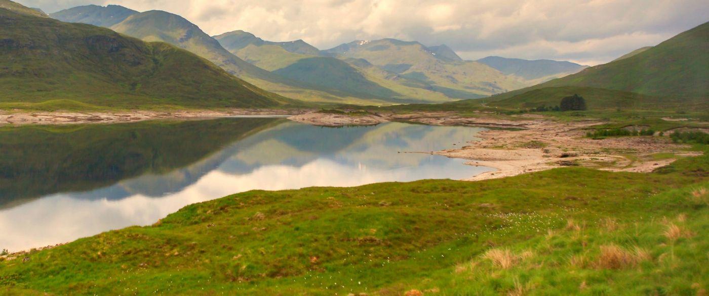 苏格兰美景,一幅幅山水画_图1-23