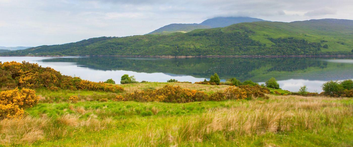 苏格兰美景,一幅幅山水画_图1-20