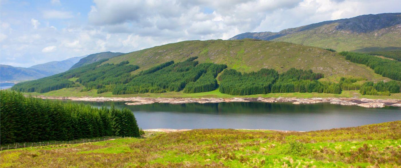 苏格兰美景,一幅幅山水画_图1-19