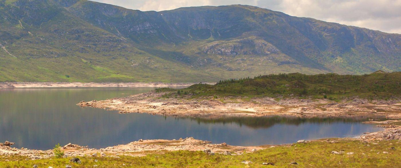 苏格兰美景,一幅幅山水画_图1-17