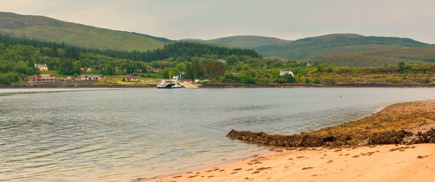 苏格兰美景,一幅幅山水画_图1-13