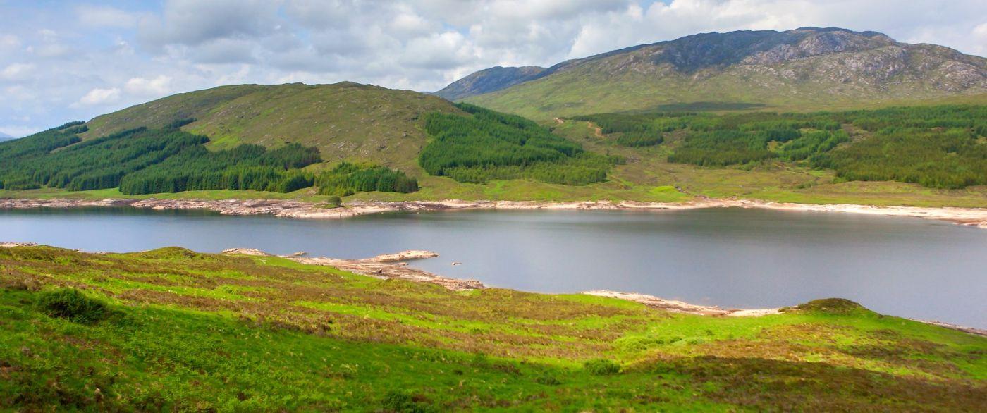 苏格兰美景,一幅幅山水画_图1-18