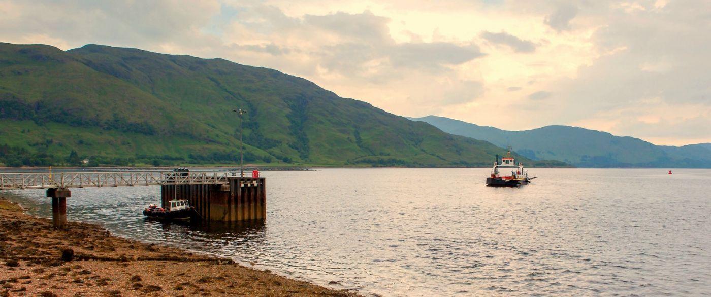 苏格兰美景,一幅幅山水画_图1-14