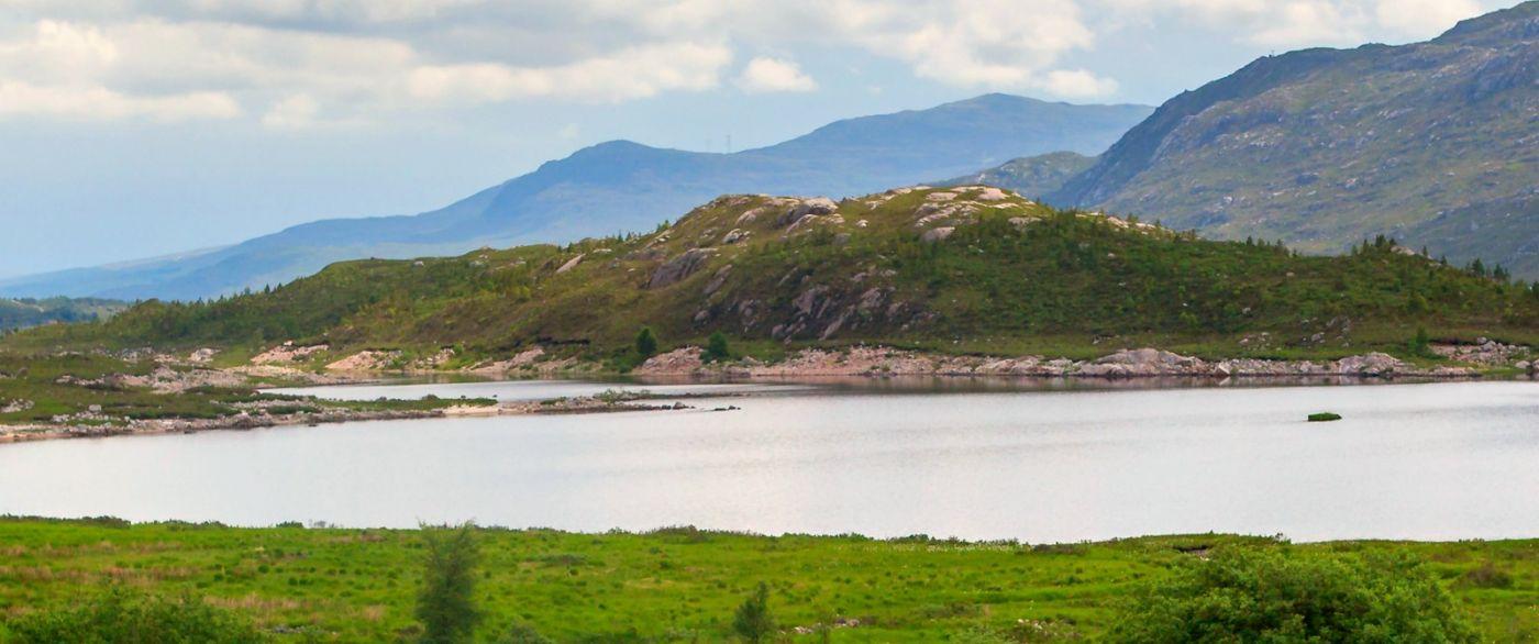 苏格兰美景,一幅幅山水画_图1-16