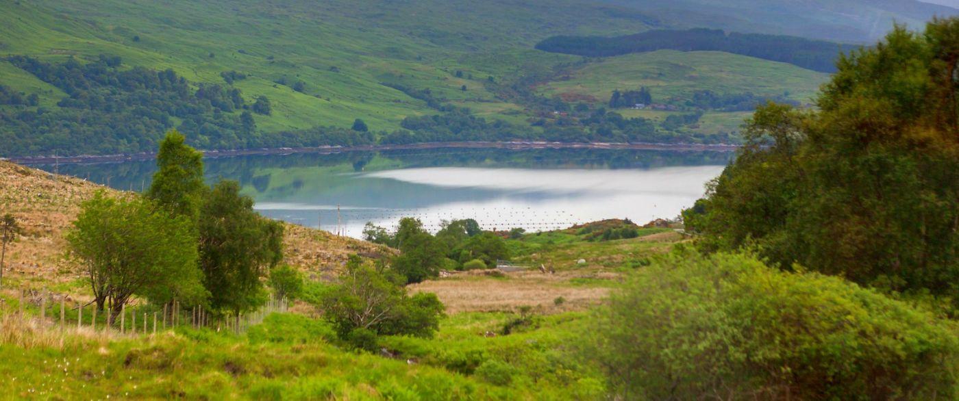 苏格兰美景,一幅幅山水画_图1-15