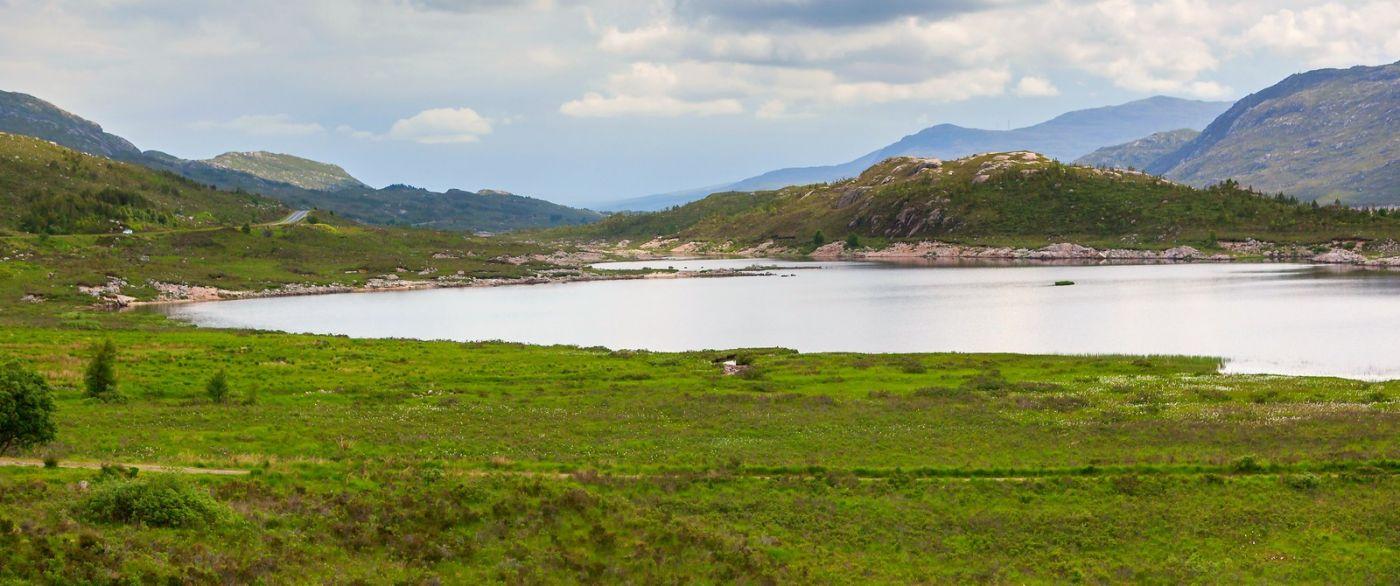 苏格兰美景,一幅幅山水画_图1-10