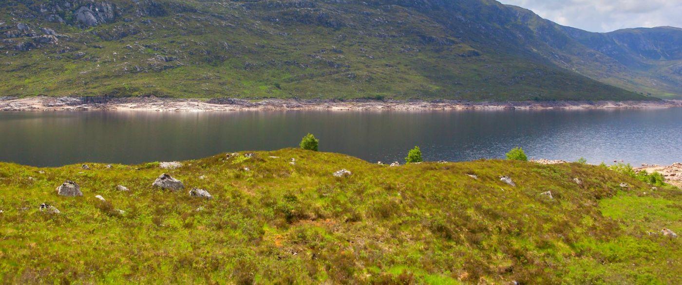 苏格兰美景,一幅幅山水画_图1-11