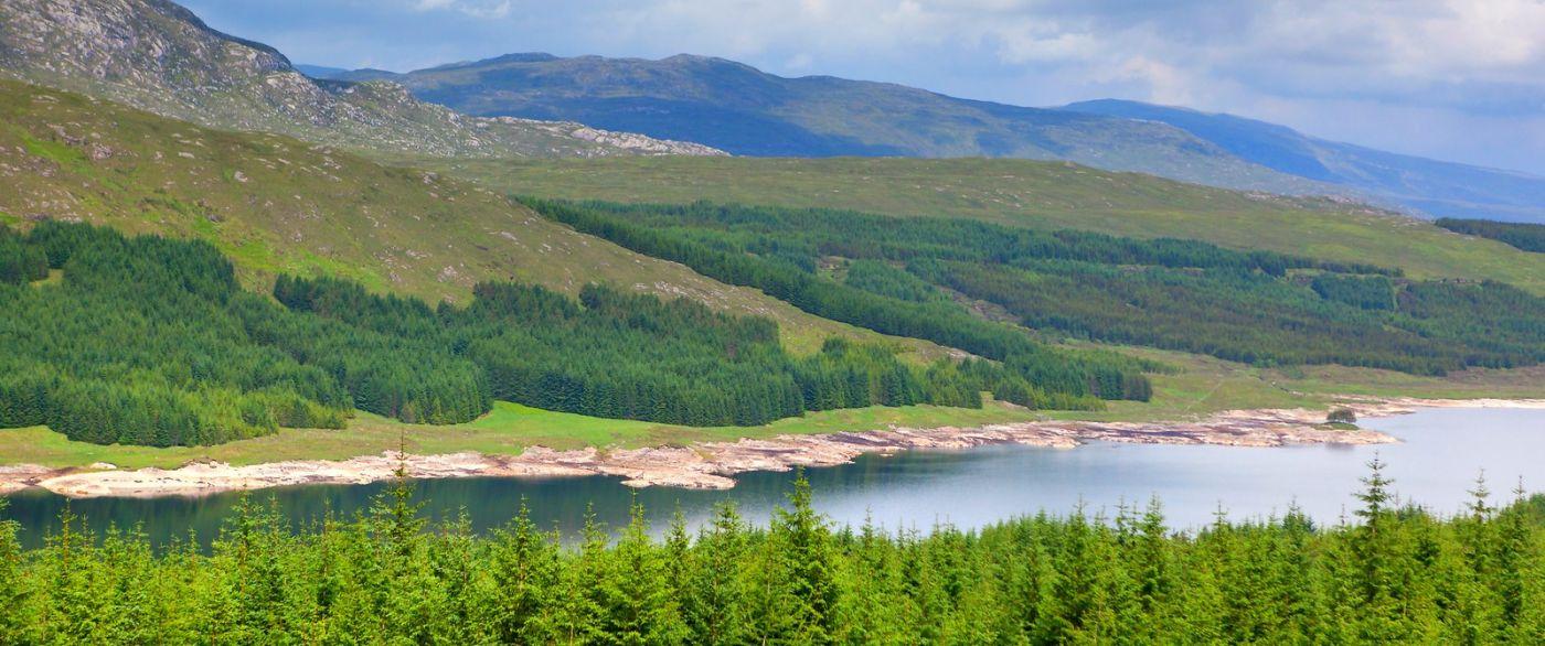 苏格兰美景,一幅幅山水画_图1-6