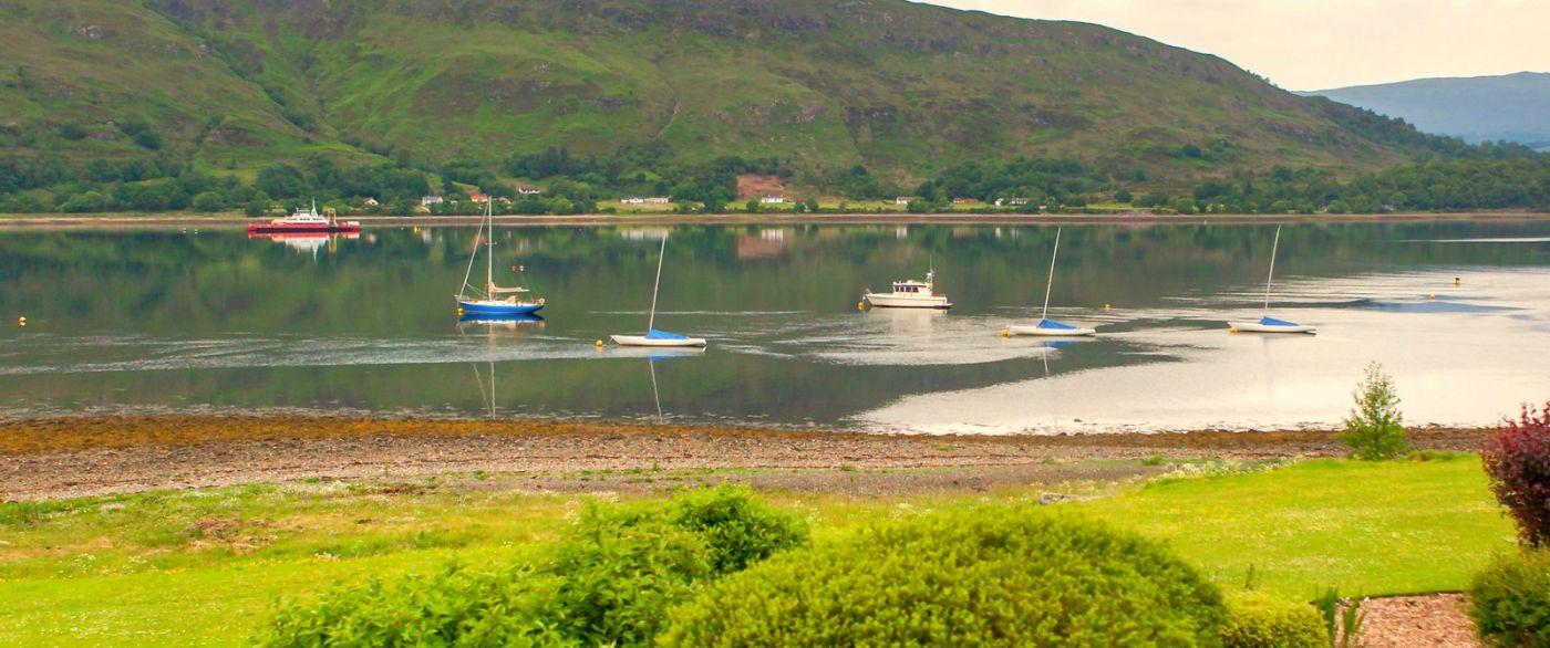 苏格兰美景,一幅幅山水画_图1-9