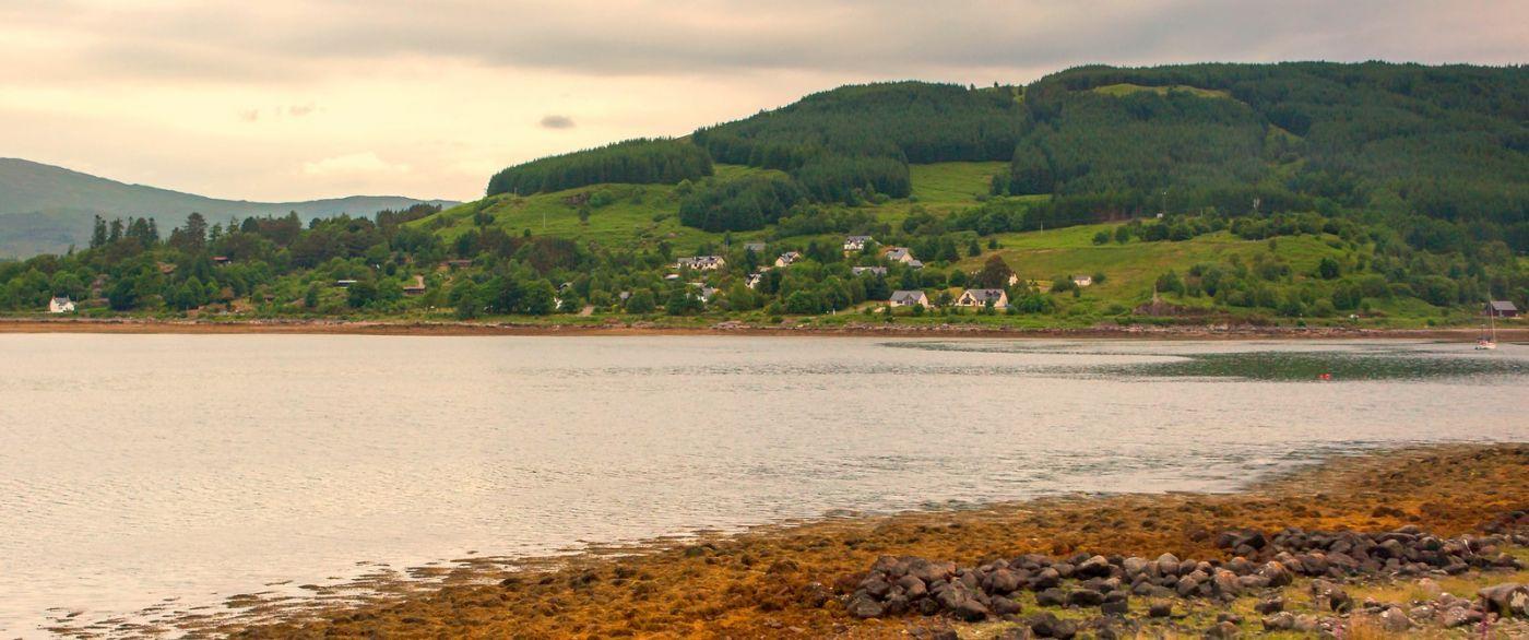 苏格兰美景,一幅幅山水画_图1-7